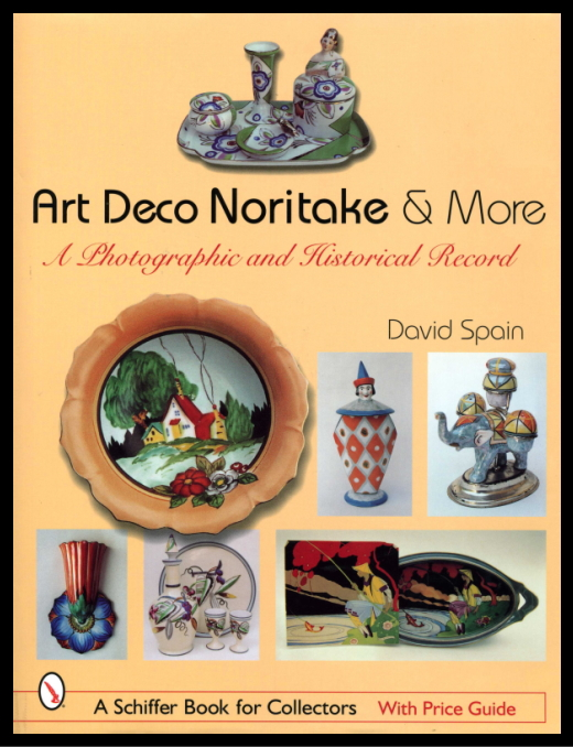 「Art Deco Noritake & More -A Photographic and Histrical Record-」