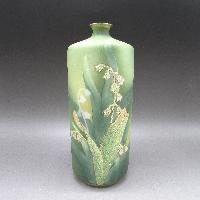 コラレン花文花瓶