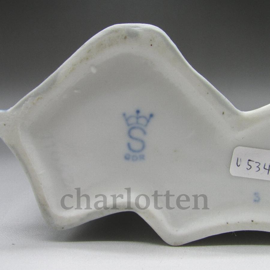 コルテンドルフの磁器人形 [ u5344-18 ]