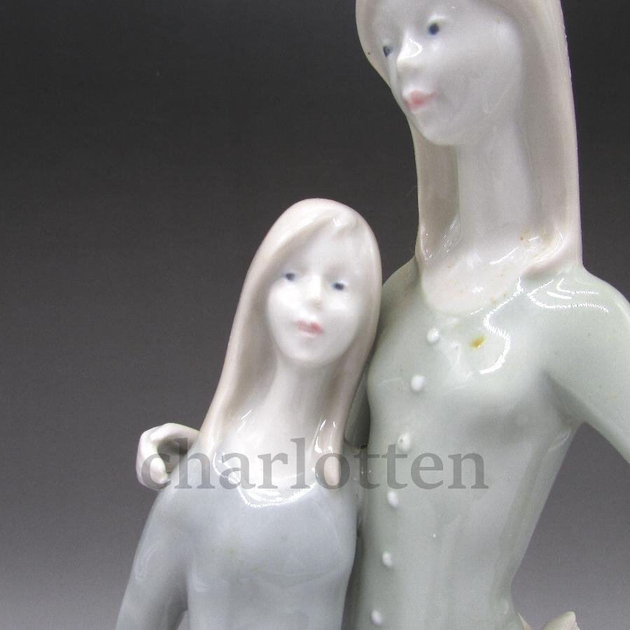 コルテンドルフの磁器人形 [ u5344-3 ]