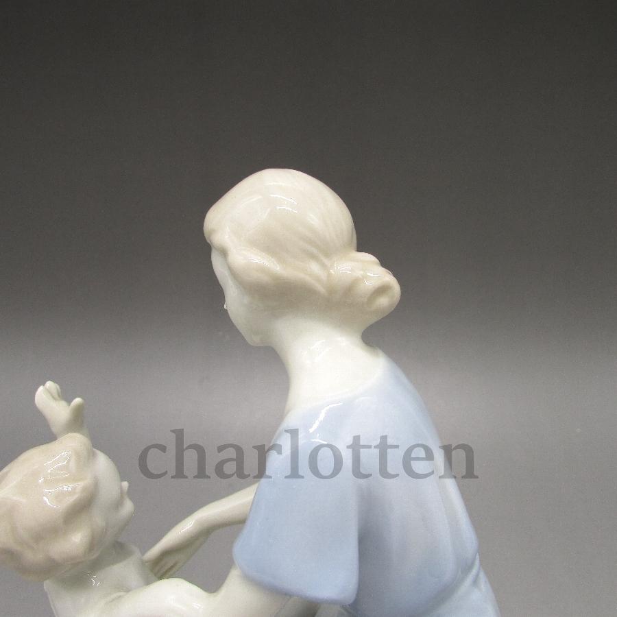 コルテンドルフの磁器人形 [ u5349-11 ]