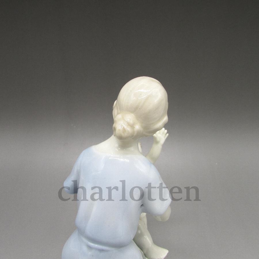 コルテンドルフの磁器人形 [ u5349-13 ]
