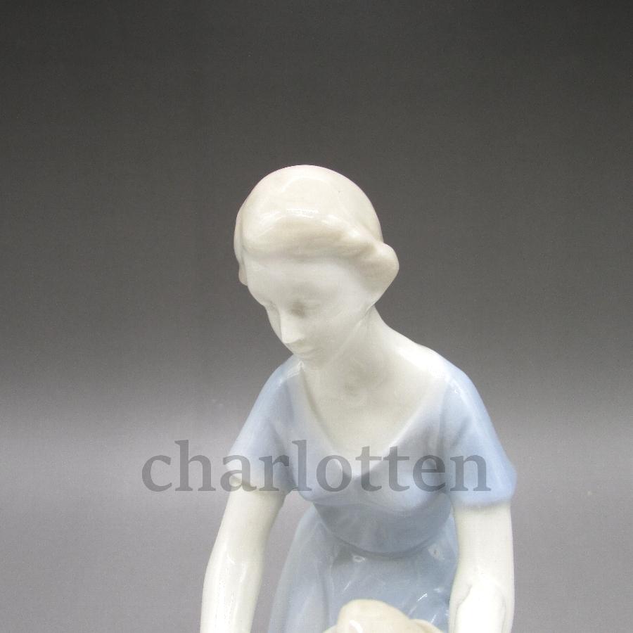 コルテンドルフの磁器人形 [ u5349-6 ]