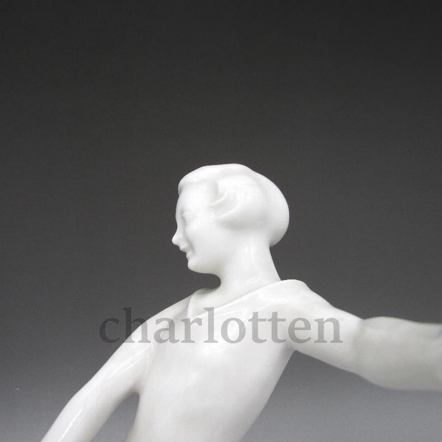 フッチェンロイターの磁器人形 [ u5363-2 ]