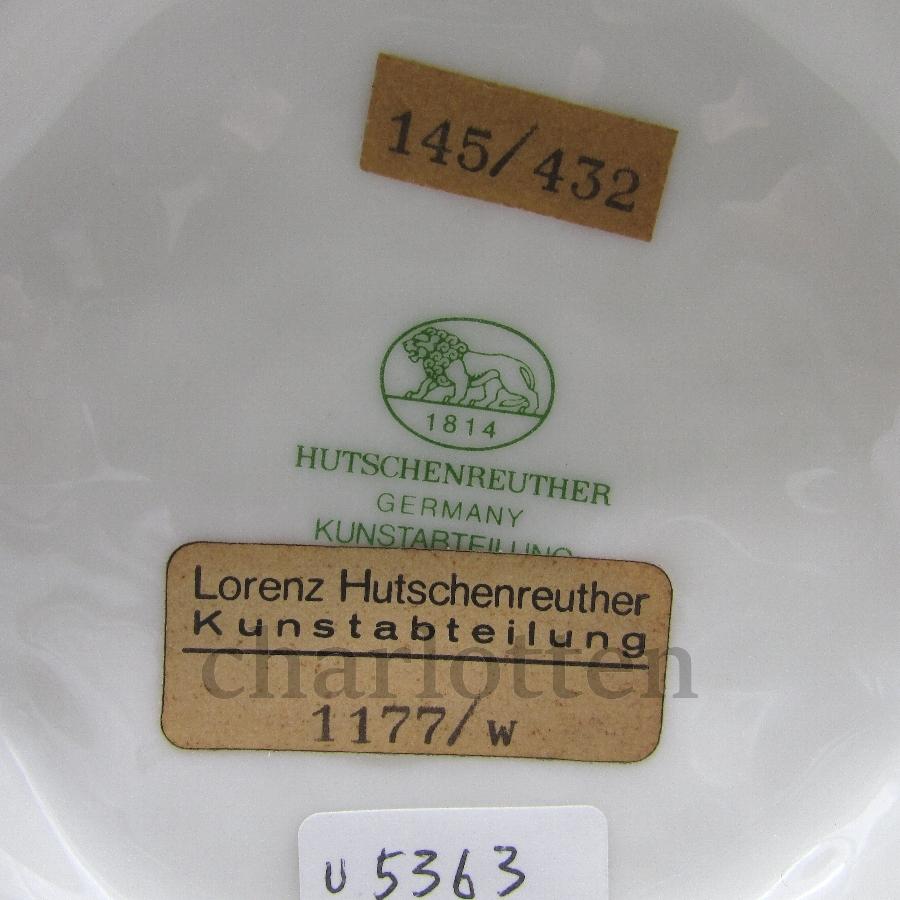 フッチェンロイターの磁器人形 [ u5363-15 ]
