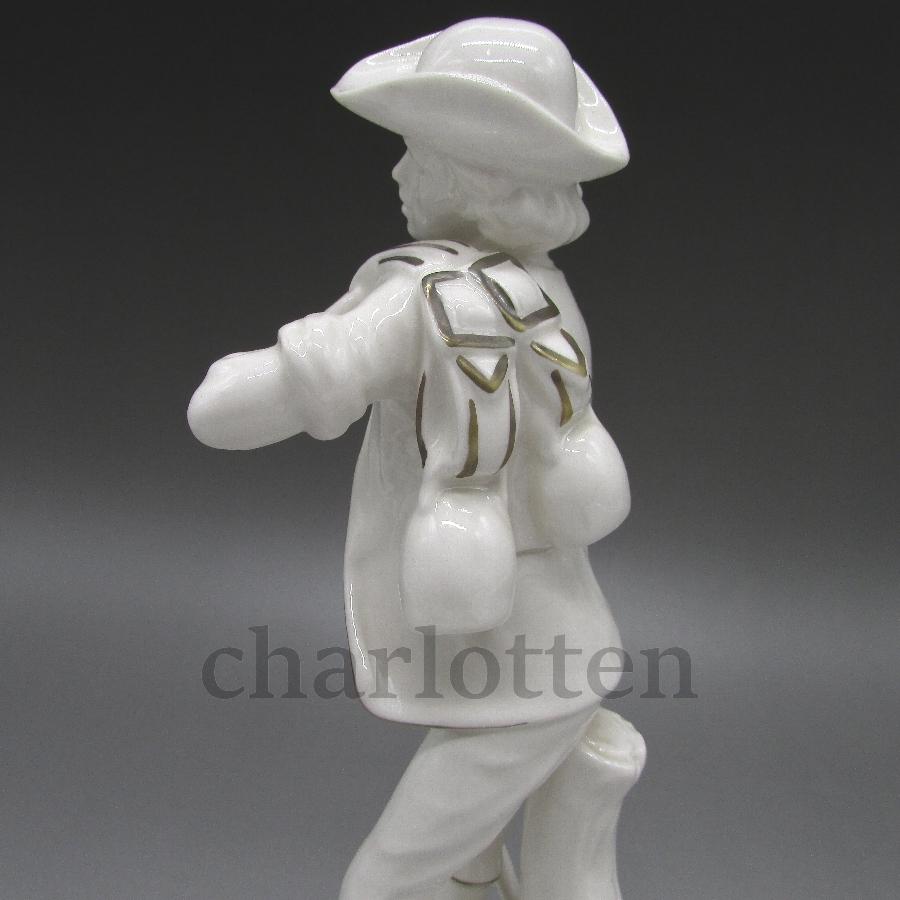 ゲーベルの磁器人形 [u5400-7 ]
